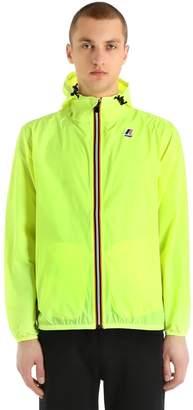 K-Way Le Vrai 3.0 Claude Packable Nylon Jacket