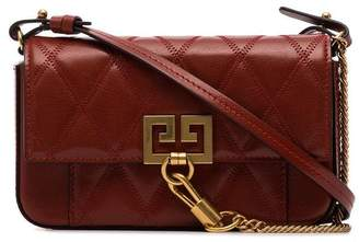 Givenchy Nano Box quilted leather crossbody bag