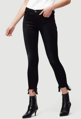 Frame Le High Skinny Stiletto Hem