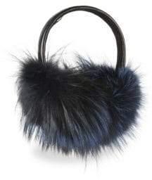 Eugenia Kim Janine Fox Fur Ear Muffs