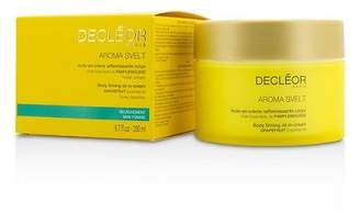 Decleor NEW Aroma Svelt Body Firming Oil-In-Cream 200ml Womens Skin Care