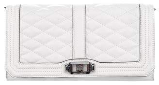 Rebecca Minkoff Leather Love Crossbody Bag