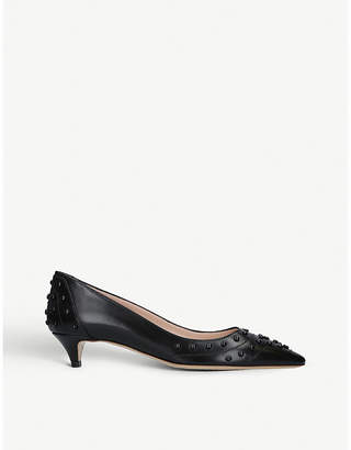 Tod's Tods Studded leather pumps