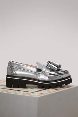 MSGM Tassel Loafers