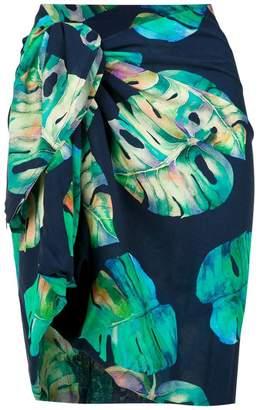 BRIGITTE printed skirt