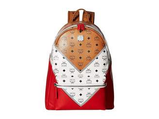 MCM Stark M Move Visetos Backpack 40