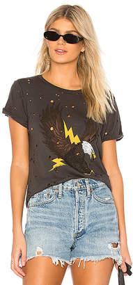 Lauren Moshi Limp Lightning Eagle Tee