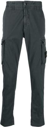 Stone Island slim-fit cargo pants