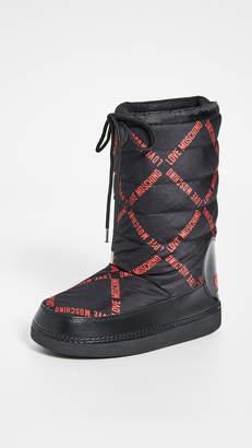 Moschino Love Boots