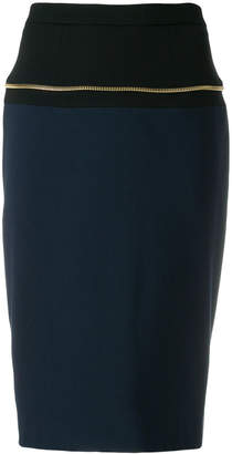 Class Roberto Cavalli straight pencil skirt