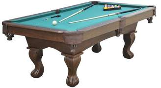 Pool' AirZone Play Classic Billiard 7.3' Pool Table