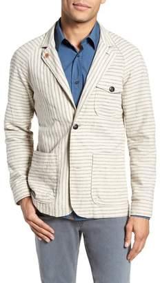 Billy Reid Harrison Linen & Cotton Jacket