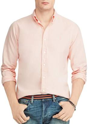 Polo Ralph Lauren Classic Fit Button-Down Oxford Shirt