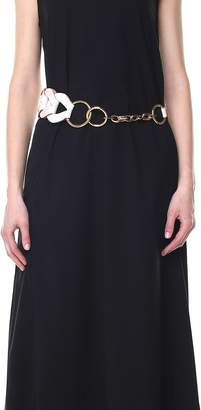 Marni Tricot Braided-leather Belt