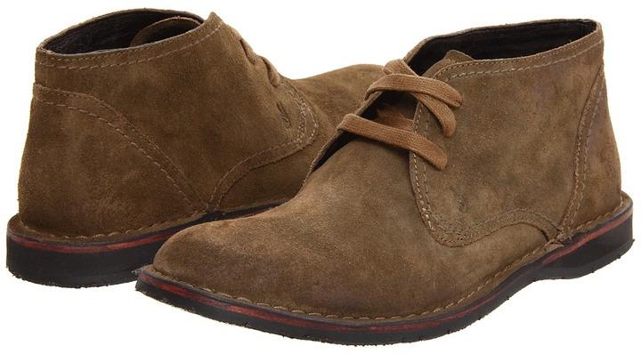 John Varvatos Hipster Chukka (Sepia) - Footwear