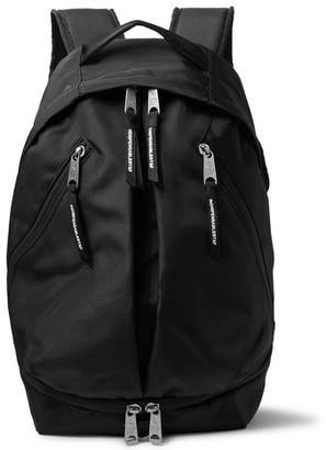 Indispensable Shell Canvas Backpack