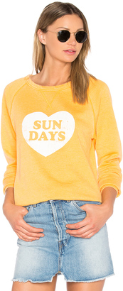 The Laundry Room Sun Days Cozy Jumper $88 thestylecure.com