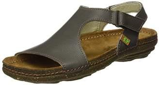 El Naturalista Women's Torcal N309 Flat Sandal