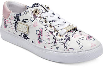 GUESS Women Mineral Sneakers Women Shoes