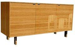 Iannone Design Midcentury Inlay Sideboard or Dressers