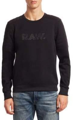 G Star Suzaki Tain Crewneck Sweatshirt