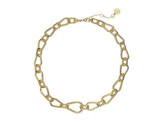 Vince Camuto 18 Short Chain Link Necklace