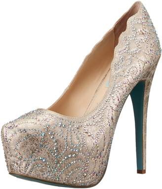Betsey Johnson Blue by Women's SB-LUCIA Dress Pump