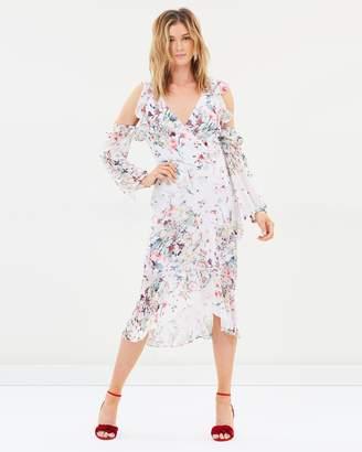 Cooper St Titania Cold Shoulder Dress