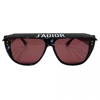 87ca923d71b Christian Dior Diorclub2 Black Plastic Sunglasses