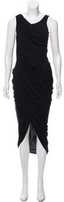 Doo.Ri Knit Draped Dress