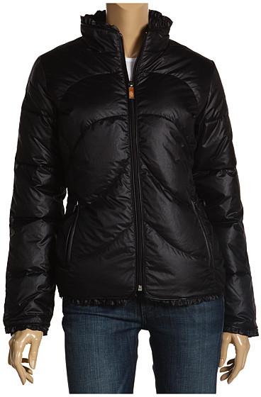 UGG - Ruffle Crop Jacket (Black)