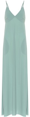 Norma Kamali Jersey slip dress