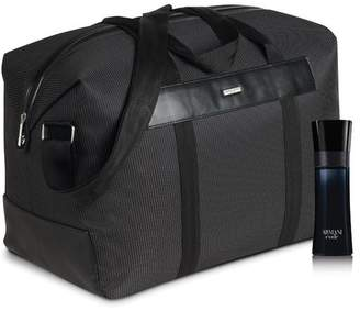 Giorgio Armani Code Luxury Men's Duffle Set