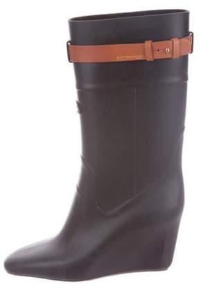 8a763290d4d Womens Wedge Rain Boots - ShopStyle