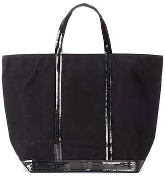 Vanessa Bruno Cabas Medium canvas shopper