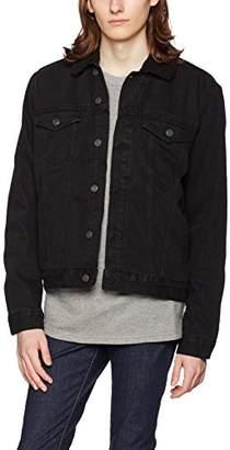 New Look Men's 3845916 Denim Jacket,Small