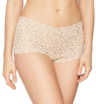 8168c55514 Maidenform Women s Sexy Must Haves - Lace Cheeky Boy Shorts