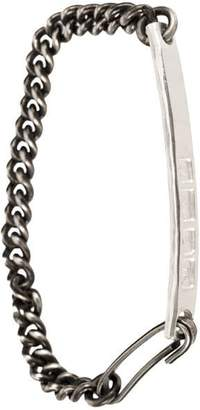 Werkstatt:Munchen engraved tag bracelet