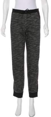 Alexander Wang High-Rise Knit Joggers w/ Tags