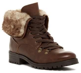 BC Footwear Antics Faux Fur Lined Boot