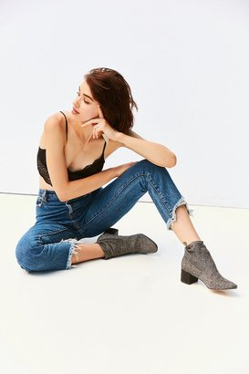 Urban Outfitters Iridescent Glove Boot $79 thestylecure.com