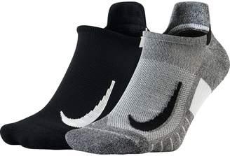 Nike Multiplier Running Sock - 2-Pack