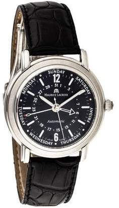 Maurice Lacroix Masterpiece Cinq Aiguilles Watch