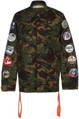 Off-White OFF-WHITETM Jackets