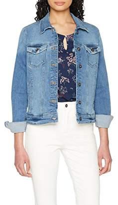 Esprit edc by Women's 998cc1g800 Denim Jacket