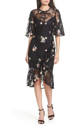 Cooper St Myrtle Floral Lace Dress