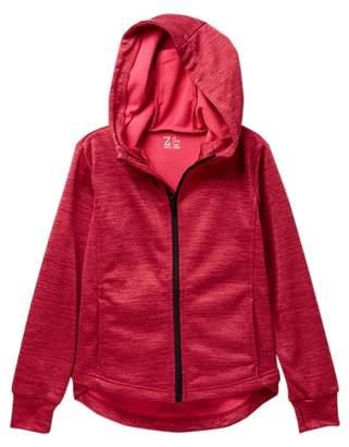 Zella Z by Hi-Lo Hooded Track Jacket (Big Girls)