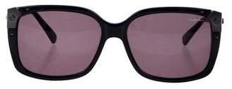 Lanvin Square Tinted Sunglasses