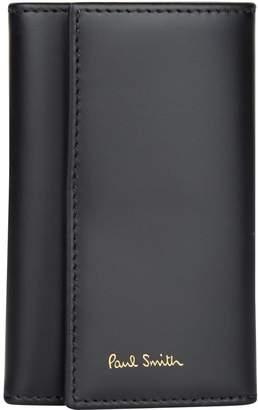 839cb9c90c Paul Smith Interior Stripe Key Wallet