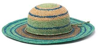 Peter Grimm Headwear Rio Straw Floppy Hat